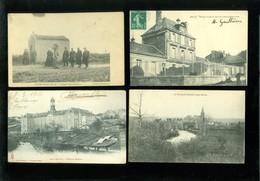 Beau Lot De 39 Cartes Postales De France  Deux - Sèvres    Mooi Lot Van 39 Postkaarten Van Frankrijk ( 79 ) - 39 Scans - Cartes Postales