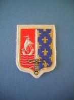 INSIGNE DE BRAS / PATCH / ARMEE DE TERRE / REGION ILE DE FRANCE - Armée De Terre