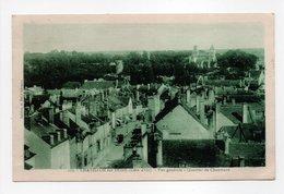 - CPA CHATILLON-SUR-SEINE (21) - Vue Générale 1934 - Quartier De Chaumont - Editions Lebrun Et Boizé 153 - - Chatillon Sur Seine