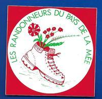 A.C LES RANDONNEURS De LA MEE - Stickers