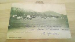 73CARTE DE ALBERVILLE N° DE CASIER 1195 R - Albertville