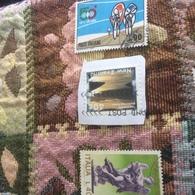 NUOVA ZELANDA PAESAGGI MARINI - Stamps
