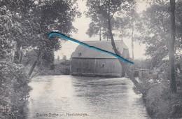 Balen-Neet, Baelen-Nethe, Hoolstmolen, Moulin à Eau, 2 Scans - Balen
