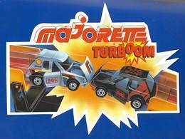 A.C MAJORETTE TURBOOM - Stickers