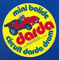 A.C DARDA  MINI BOLIDE - Stickers