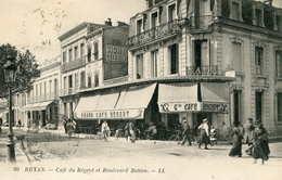 ROYAN  =  Café Du Régent  61 - Royan