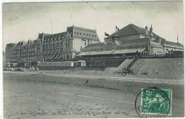 CPA - 14 - CABOURG - La Plage, Le Casino Et Le Grand Hôtel - 1913 - Cabourg