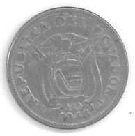 EQUATEUR - ECUADOR - 1 SUCRE 1946 - Ecuador
