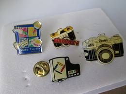 PIN'S     LOT 4  PHOTO - Photography