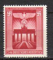 D. Reich  829  ** Postfrisch - Duitsland