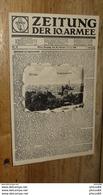 LITUANIE : VILNIUS - WILNA, Feuille De Journal ............. KK ..........2060 - Litauen