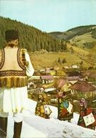 Romania (Cartolina Postale) Costumes - Romania