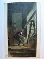 ARTS - TABLEAU - Der Sterngucker - Spitzweg - Malerei & Gemälde