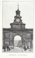 1902 - Phototypie - Pontarlier (Doubs) - La Porte Saint-Pierre - FRANCO DE PORT - Non Classés