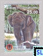 Sri Lanka Stamps 2016, Kumana National Park, Elephant, Elephants, MNH - Sri Lanka (Ceylon) (1948-...)