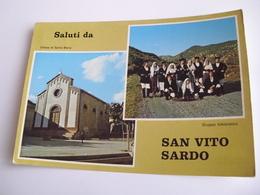 Cagliari - Saluti Da San Vito Sardo - Cagliari