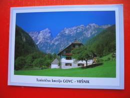 Turisticna Kmetija GOVC-VRSNIK.Robanov Kot,Solcava - Slovenia