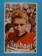 Jacques Anquetil Maillot St Raphaël - Cyclisme