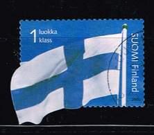 Finnland 2006, Michel# 1795 O Finnish Flag - Finnland
