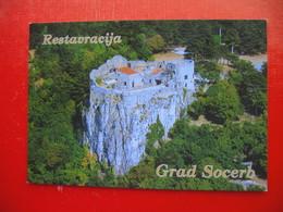 Restavracija Grad Socerb - Slovenia