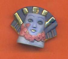 Fève De La Serie Masques De Venise 2009 - Région