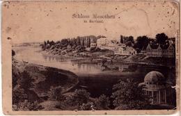 LATVIA LETTLAND BAUSKA MEZOTNE SCHLOSS MESOTHEN PHOTO POSTCARD ~ 1899 - Latvia