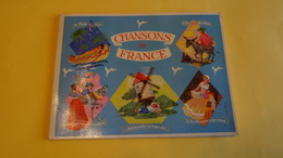 ALBUM IMAGES CHOCOLAT POULAIN   LES CHANSONS DE FRANCE - Poulain
