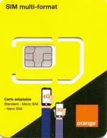SIM Orange Mini Carte - Tunisie