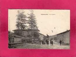55 Meuse, Aubréville, Rue Sisomon, Animée, 1911, (Lucien Lépine) - Autres Communes