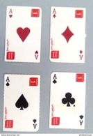 4 Miniprepayées Tunisiana Cartes De Jeux - Tunisie