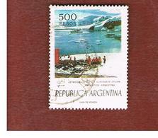 ARGENTINA - SG 1474b  - 1975 ANTARCTIC STATION ADMIRAL BROWN   -   USED ° - Argentina