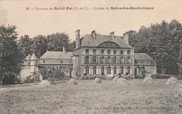 Pas-de-calais : SAINT-POL-sur-TERNOISE : Chateau De Sains-les-hautecloque - Saint Pol Sur Ternoise
