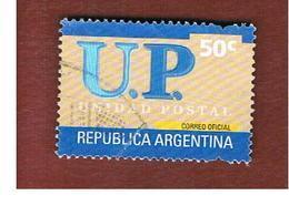 ARGENTINA -  MI 2730  - 2002  POSTAL AGENT : 50   -    USED ° - Usati