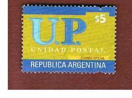 ARGENTINA -  MI 2735  - 2002  POSTAL AGENT : $ 5   -    USED ° - Argentina