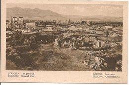 L74A827 - Jéricho - Gerico - Vue Générale - Panorama - A.Attallah Frères Jérusalem - Jordanie