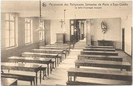 Erps-Querbs NA6: Pensionnat Des Religieuses De Marie. La Salle D'ouvrages Manuels 1922 - Kortenberg