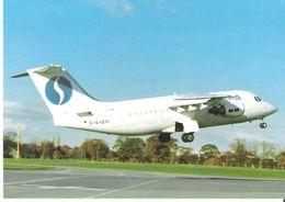 SABENA - Avro RJ85 (Airline Issue) - 1946-....: Moderne