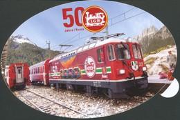 Märklin - Eisenbahn -  Aufkleber - Stickers