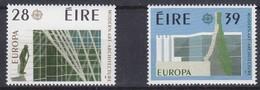 Ireland Irlande Ierland 1987  Yvertn° 626-627 *** MNH Cote 17,50 Euro CEPT Europa - Europa-CEPT