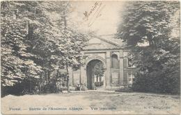 Forest - Entrée De L'Ancienne Abbaye - Vue Intérieure - 1907 - Vorst - Forest