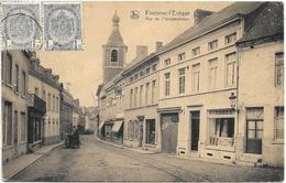 Fontaine-l'Evêque NA61: Rue De L'Indépendance - Fontaine-l'Evêque