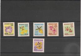 HAITI  Orchidées Année 1970  N°Y/T : 665/667** Et P.A. N° 444/446** - Haiti