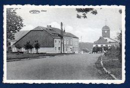 Chiny. Grand' Rue Et église Sainte Walburge - Chiny
