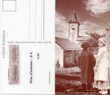 Xaronval - Vosges - Village 1900 - Ticket D'entrée - Tickets D'entrée