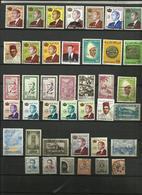 Lot De 40 Timbres Du Maroc . - Postzegels