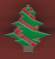 54765-Pin's.Sapin De Noel.arbre. - Christmas