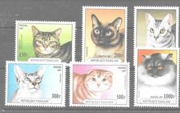 Serie De Togo Nº Yvert 2537/42 **  ANIMALES (ANIMALS) - Togo (1960-...)