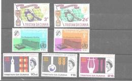 3 Series De Tristán Da Cunha Nº Yvert 97/98, 99/00 Y 101/03 ** - Tristan Da Cunha