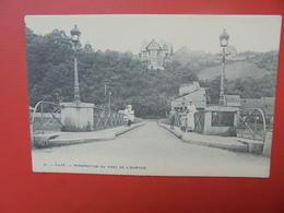 Tilff :Pont De L'Ourthe-ANIMATION (T165) - Esneux