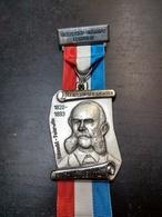 Uelzecht-tramps Lentgen ( Michel Lentz) - Tokens & Medals